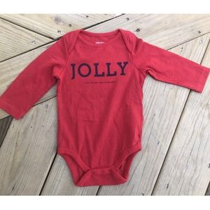 "Baby Gap ""Jolly"" Onesie"
